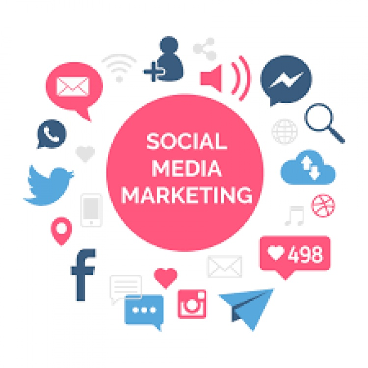 I will do social media marketing for $10