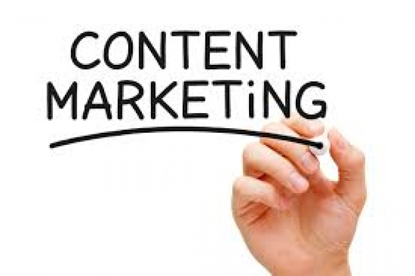 I will do Content Marketing for $15