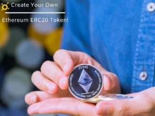 Create Your own Ethreum token with Smart contract