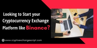 Where to build Cryptocurrency Exchange Website like Binance?