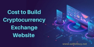 Start the cryptocurrency exchange website