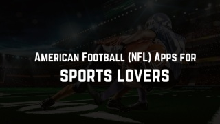 Fantasy Football App Development for NFL 2020