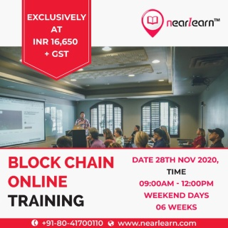 Blockchain Online Training Course in India