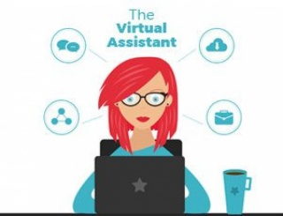 I will be your virtual assistant for $10