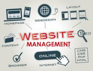 I will do Web Management work for $25